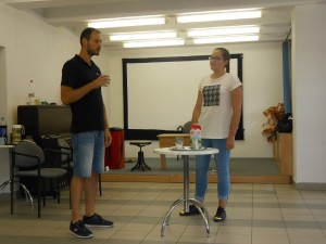 SPOJKY 2017 - divadelný workshop