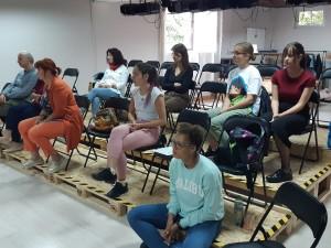 Herecké halucinácie / divadelný workshop