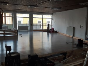 Rekonštrukcia Divadelného štúdia RosArt